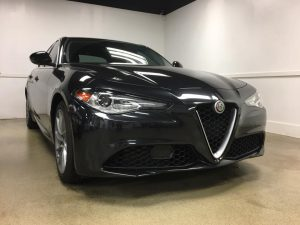 Alfa Romeo WIndow Tint MN2