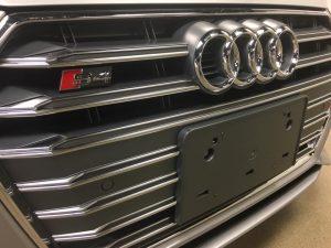 Audi S4 3M Window Tint MN1