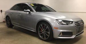 Audi S4 3M Window Tint MN2