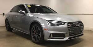 Audi S4 3M Window Tint MN3