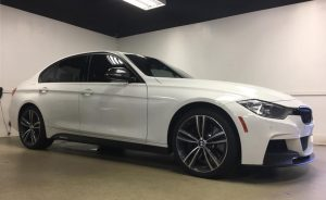 BMW 5 Series Window Tint MN3