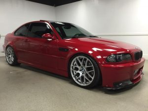 BMW M3 Window Tint MN
