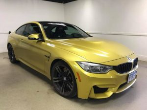 BMW M4 Window Tinting MN3