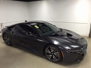 BMW i8 Window Tint MN2