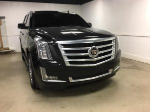 Cadillac Escalade 3M Window Tint MN1