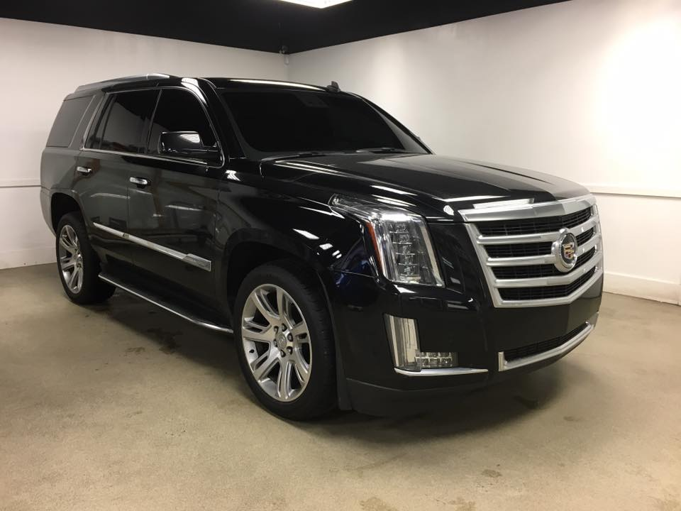 Cadillac Escalade 3M Window Tint MN2