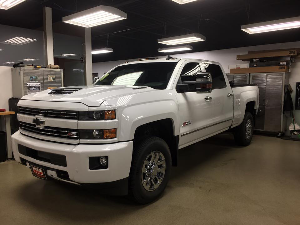 Chevy Window Tinting MN2