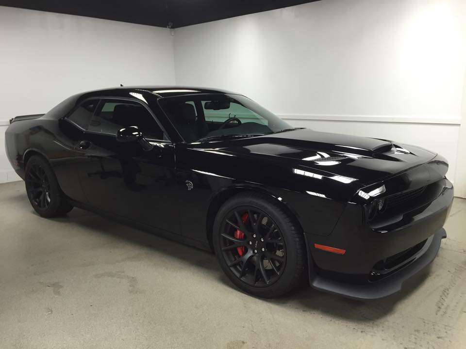Dodge Charger Hellcat Window Tint MN