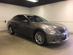 Infiniti G35 Automotive Window Tinting MN2