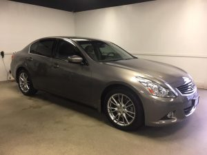 Infiniti G35 Automotive Window Tinting MN3