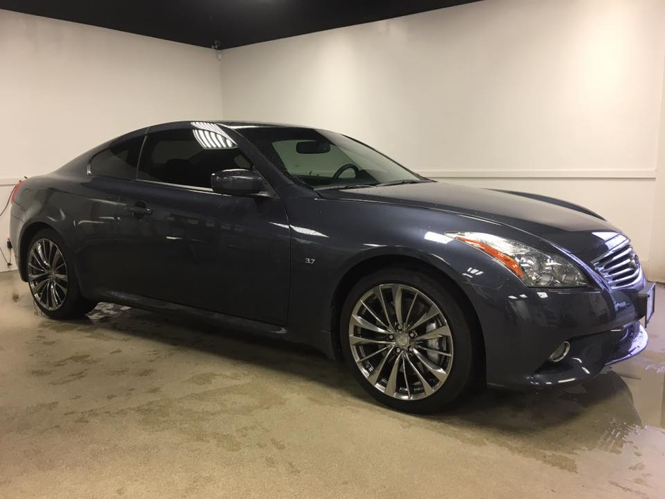 Infiniti G35 Coupe Window Tint MN1_Car Window Tinting