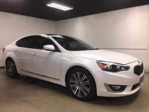 KIA Optima Window Tint MN2_Car Window Tinting