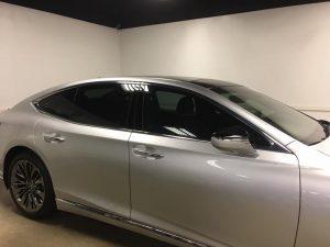 Lexus LS500 3M Auto Window Tint3