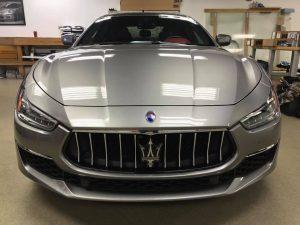 Maserati Gran Turismo WIndow Tinting MN2