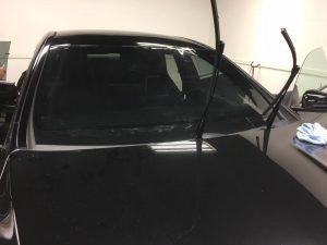 Mercedes CLA 3M Automotive Window Tint1
