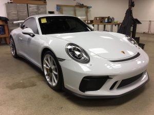 Porsche GT3 3M Auto Window Tint MN1