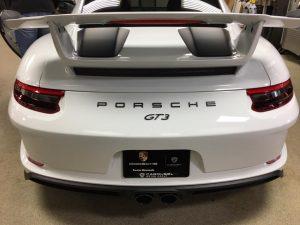 Porsche GT3 3M Auto Window Tint MN2