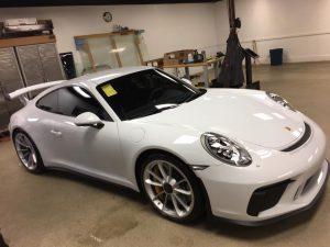 Porsche GT3 3M Auto Window Tint MN3