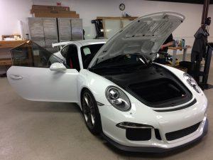 Porsche GT3 Window Tint MN2