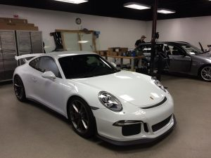 Porsche GT3 Window Tint MN3
