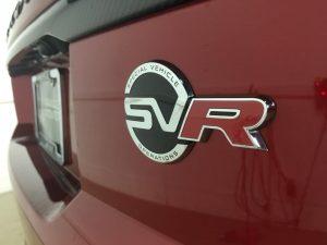 Range Rover Minneapolis Window Tinting1
