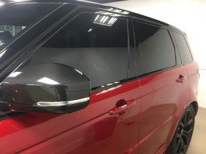 Range Rover Minneapolis Window Tinting2
