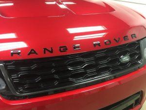 Range Rover Minneapolis Window Tinting4