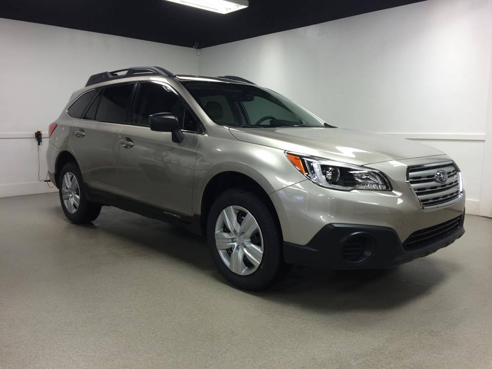 Subaru Outback Window Tint MN2