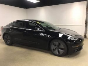Tesla Model 3 Window Tinting MN1