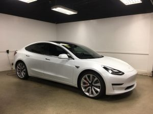 Tesla Model 3 Window Tinting MN3