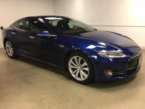 Tesla Model S Window Tinting MN2