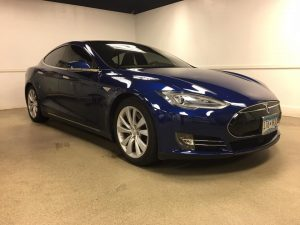Tesla Model S Window Tinting MN3_Car Window Tinting