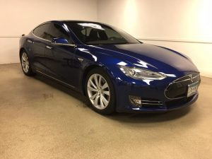 Tesla Model S Window Tinting MN4