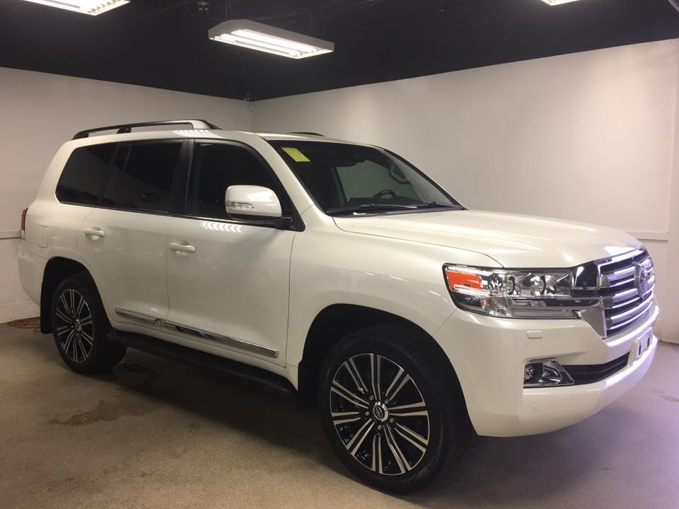 Toyota Highlander Window Tint MN1