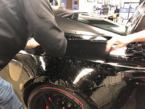 Aston Martin Clear Bra MN11