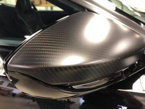 Aston Martin Clear Bra MN18