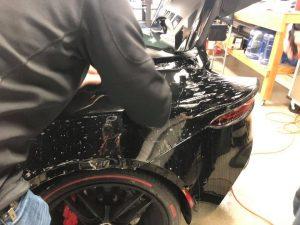Aston Martin Clear Bra MN22