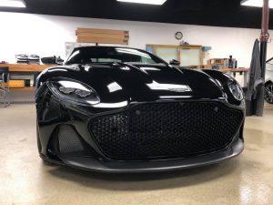 Aston Martin Clear Bra MN9