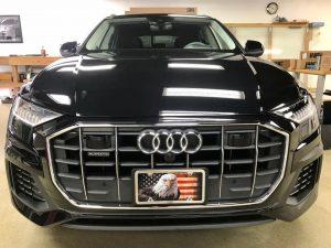 Audi Clear Bra MN2