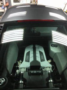 Audi R8 Clear Bra MN1
