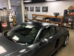 Audi R8 Clear Bra MN2