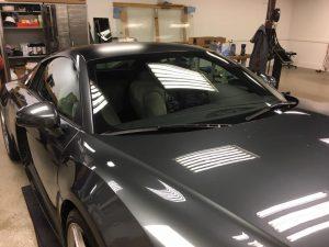 Audi R8 Clear Bra MN4
