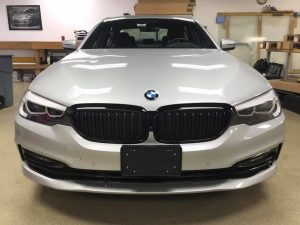 BMW Clear Bra1
