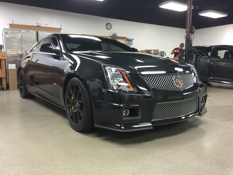 Cadillac CTS-V Clear Bra MN2