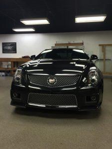 Cadillac CTS-V Clear Bra MN3