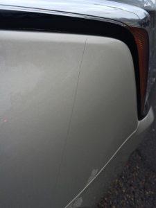 Cadillac Escalade Clear Bra MN1