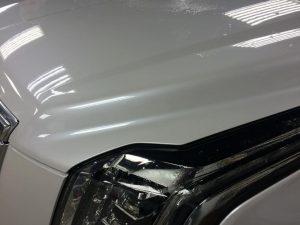 Cadillac Escalade Clear Bra MN11