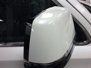 Cadillac Escalade Clear Bra MN2