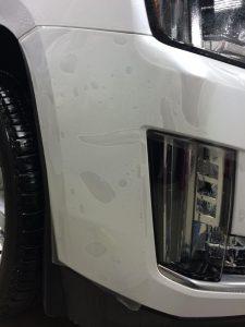 Cadillac Escalade Clear Bra MN4