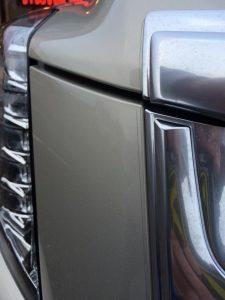 Cadillac Escalade Clear Bra MN8